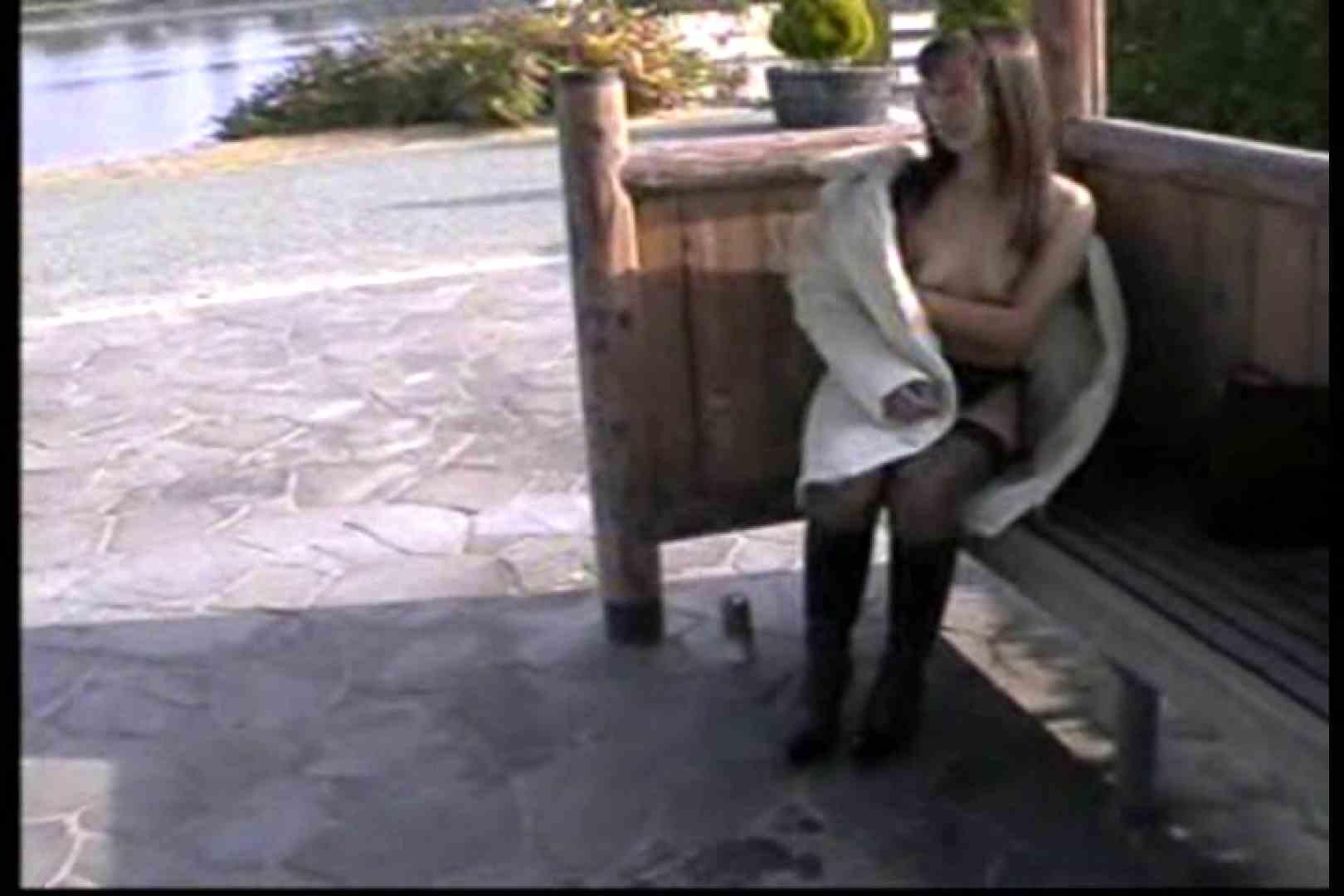美熟女の野外露出プレイ オナニー映像 盗撮動画紹介 88枚 86