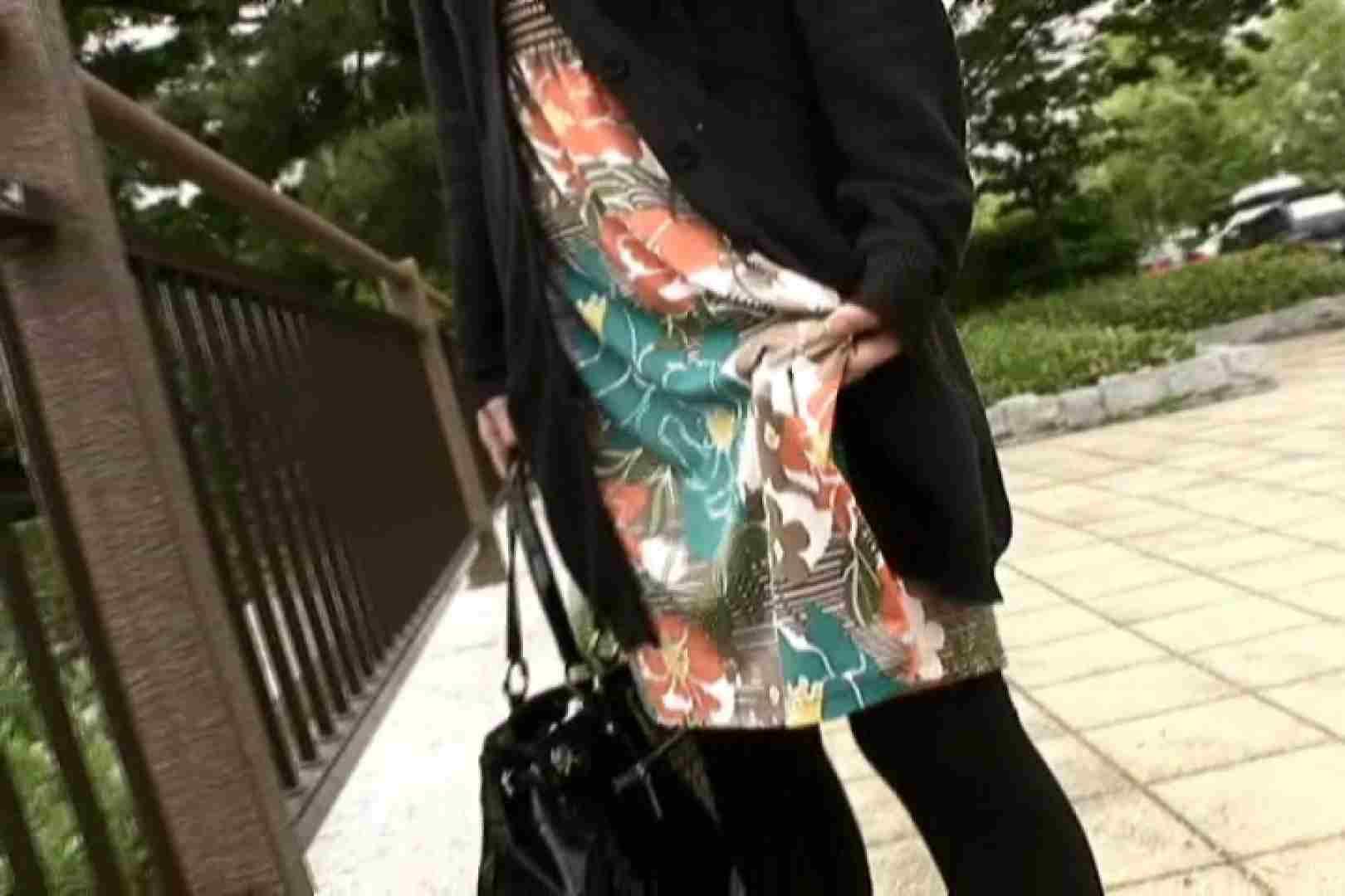 ハイビジョンパンチラ オッテQさんの追跡パンチラ階段編Vol.04 チラ  110枚 65
