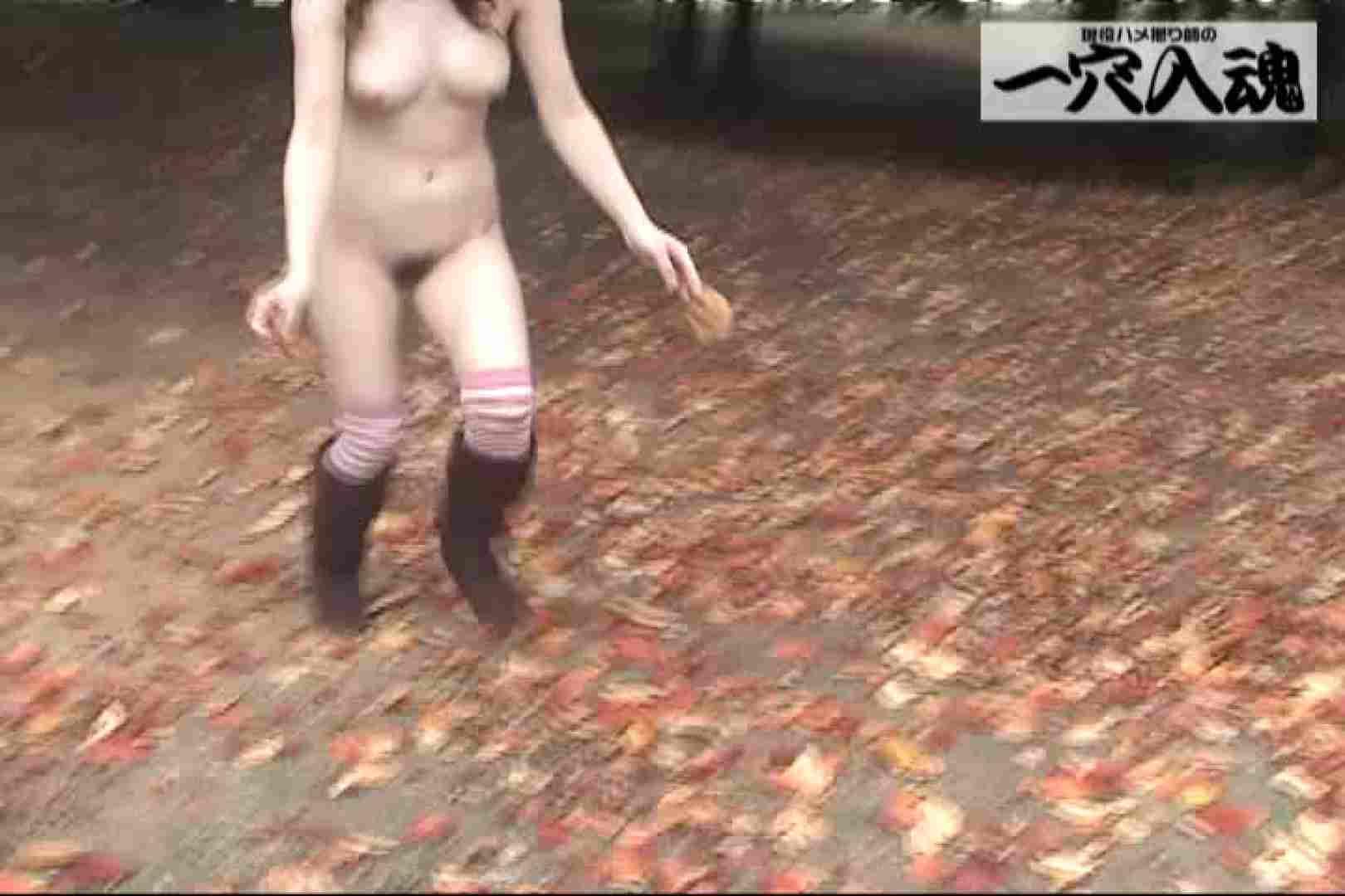 一穴入魂 野外露出撮影編 野外 AV無料動画キャプチャ 73枚 14