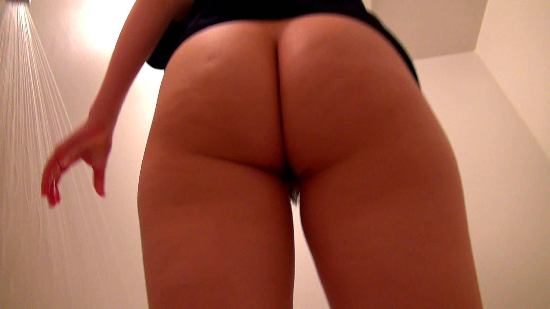 下半身裸で風呂の掃除をしてもらいました。 ドキュメント  104枚 92