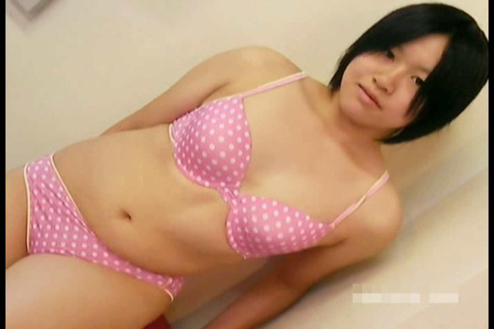 素人撮影 下着だけの撮影のはずが・・・みゆき18歳 素人流出動画 ワレメ無修正動画無料 99枚 14
